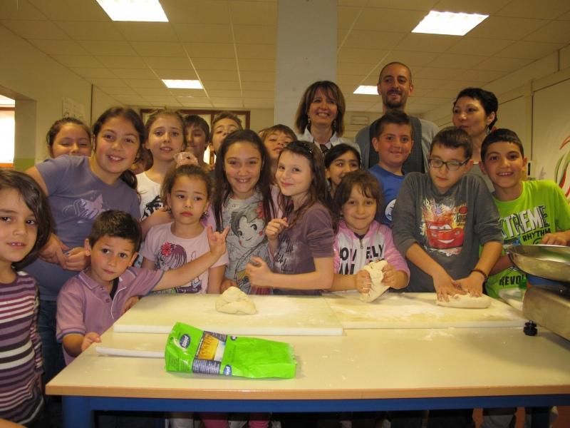 Laboratori di panificazione al via: un progetto che coinvolgerà oltre 500 alunni delle scuole
